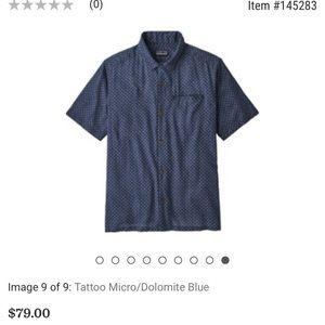 Patagonia AC. Shirt